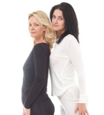 Thermal Long Sleeve Vest-Set of 2